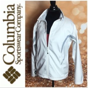 Columbia lightweight White Water Resistant Jacket